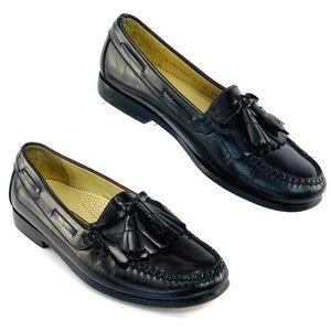 Cole Haan Loafer Tassel Burgundy Shoes